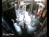 Драка в ночном клубе RIO(Бердянск,Украина)